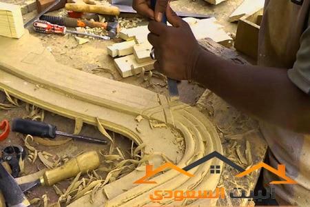 صناعة الاثاث المنزلي