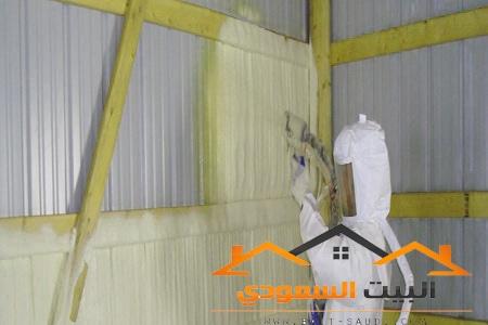 فوائد عزل اسطح المنزل